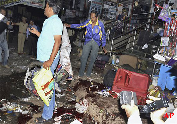 Pune blasts accused had done recce of Hyderabad, 16 dead, 117 injured
