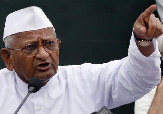 Bring Change At Local Level First, Says Hazare