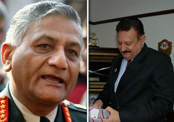 CBI Files Preliminary Inquiry Into Army Chief's Complaint