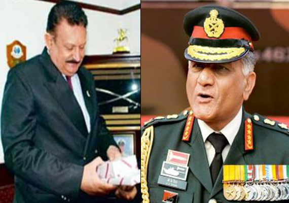 CBI Seeks Complaint From General, Receives Audio-Tapes