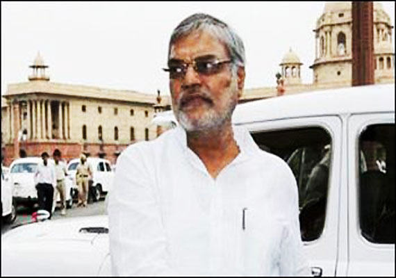 C P Joshi gets additional charge as Railway Minister