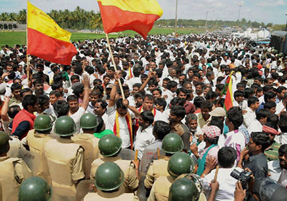 Cauvery war intensifies; TN to file contempt plea against Karnataka