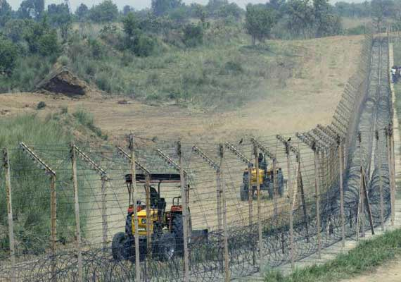 Ceasefire violation: BSF lodges protest with Pak Rangers