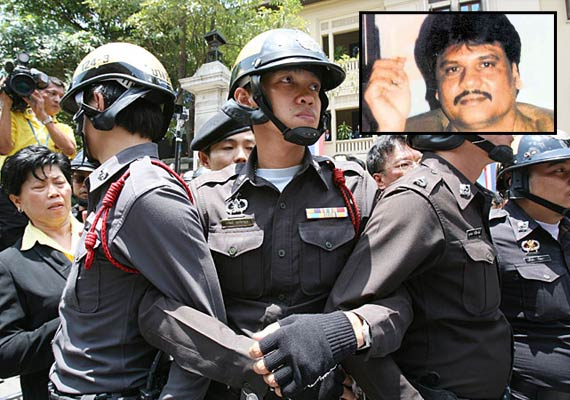 Chhota Rajan's Former Henchman Santosh Shetty Believed Arrested In Bangkok