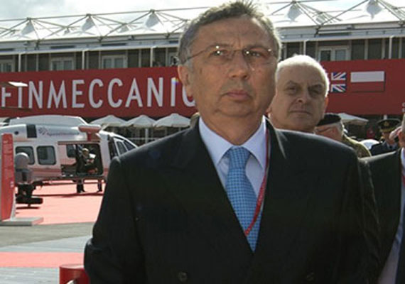 Chopper scam: Govt warns of blacklisting Italy's Finmeccanica