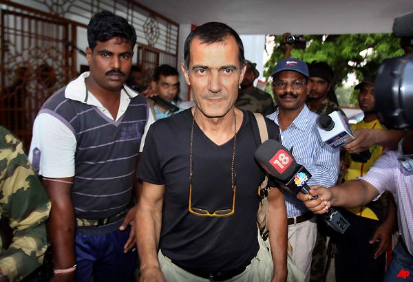 Colangelo Meets Italian Consul General In Bhubaneswar