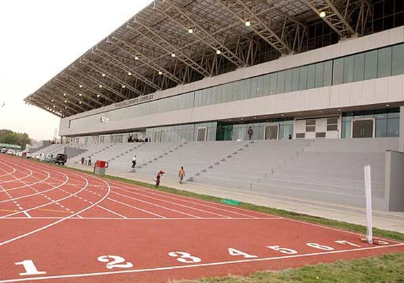 Delhi's Thyagaraj stadium becomes India's first green stadium