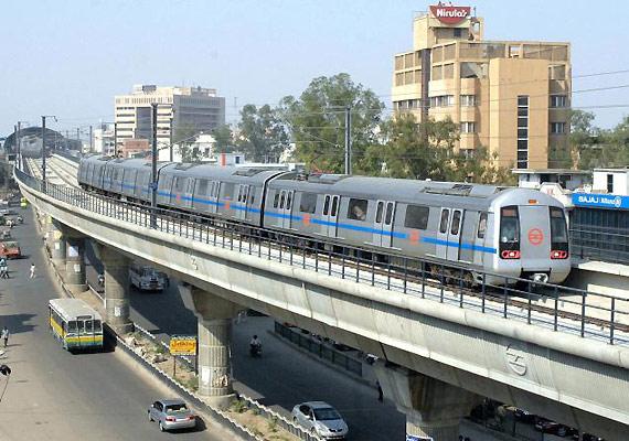 Delhi Metro To Extend From Badarpur To Faridabad
