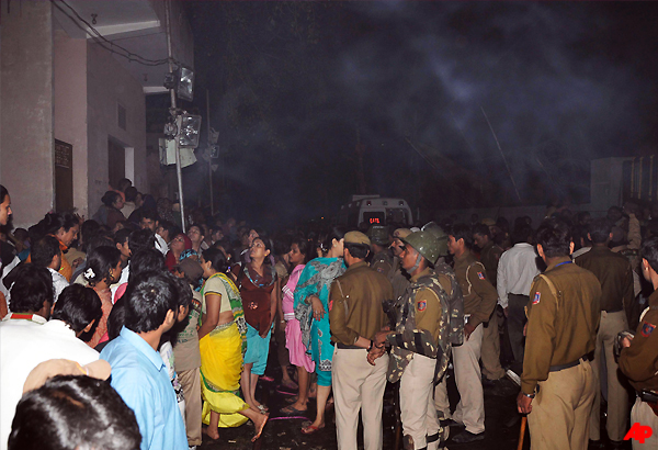 Two Arrested For Delhi Fire, Compensation Announced