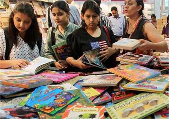 Delhi book fair begins