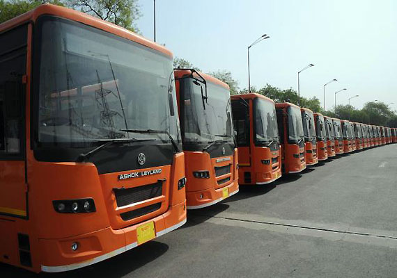 Delhi govt to buy 1,100 new buses