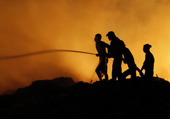 Four die in fire accident in Coimbatore