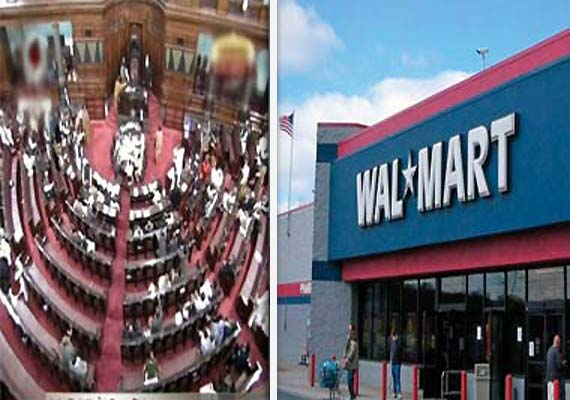 Govt sets up committee to probe Walmart lobbying, CEO meets Sharma