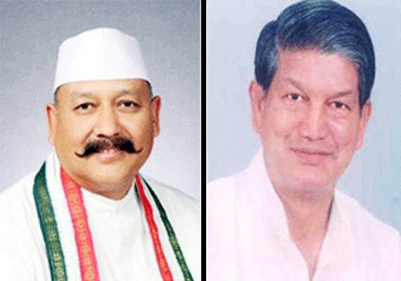 Harish Rawat Hits Back At Satpal Maharaj