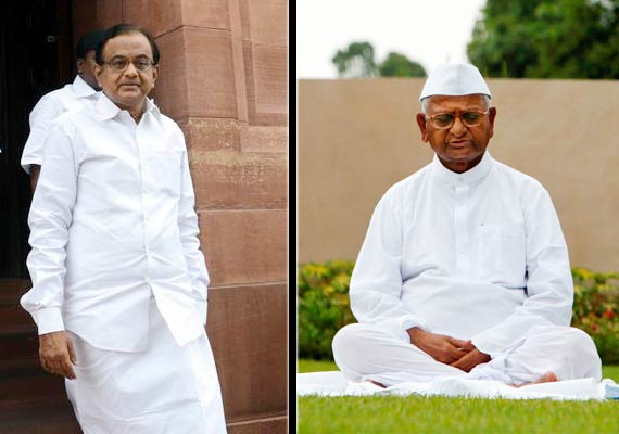 Hazare Says, Chidambaram Would Be In Jail Had There Been Jan Lokpal