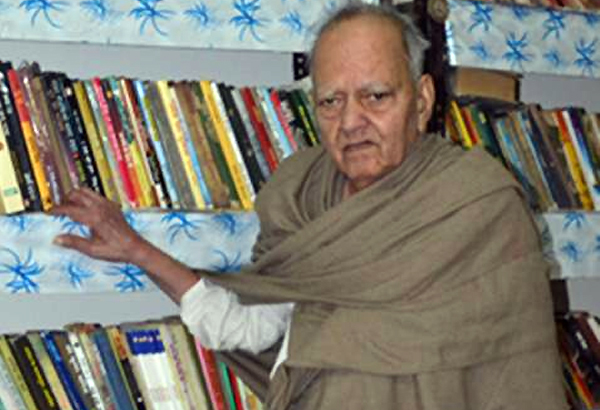 Hindi Writer Amarkant Presented Jnanpith Award