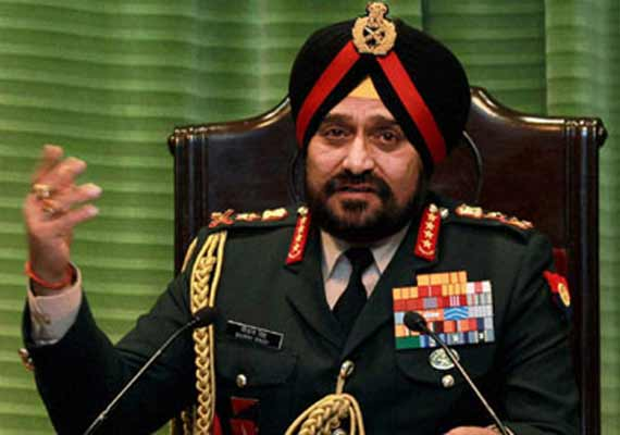 India gave befitting reply to Pak after beheading incident, says Gen Bikram Singh