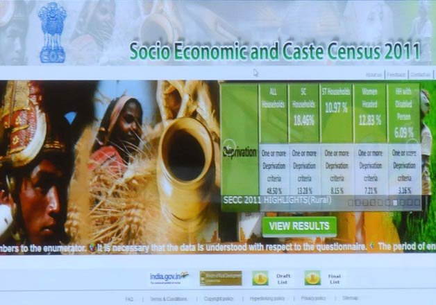 10 facts to know about Socio Economic and Caste census 2011