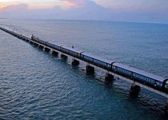 Δομημένες σιδηροδρομικές γέφυρες
