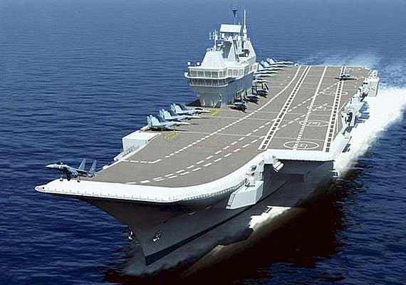 Carrier New New Aircraft Carrier