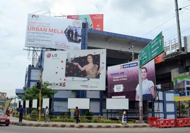 Hyderabad: Unauthorised hoardings to be pulled down by ...