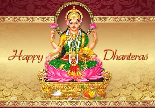 How to celebrate Dhanteras, festival of  wealth