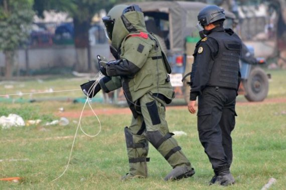 Two Bodo insurgents killed, 10 crude bombs found