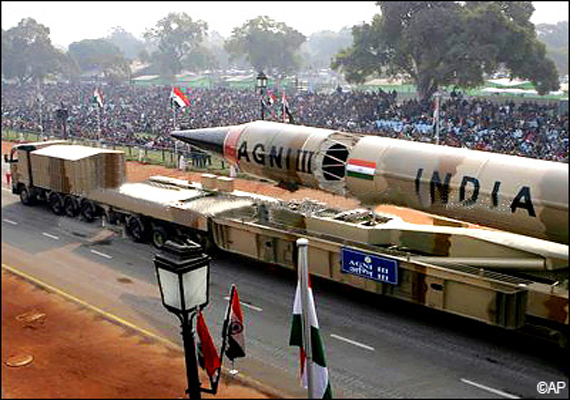 India displays its military might, Agni-V missile at Republic Day parade