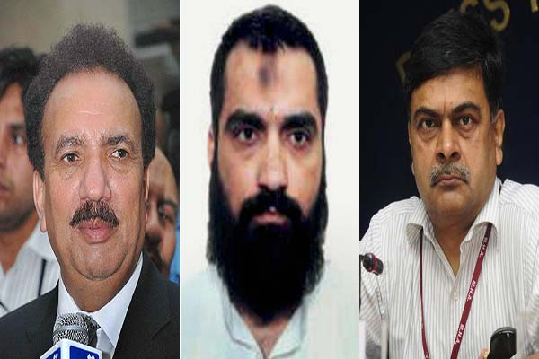 Rehman Malik says Abu  Jundal was an Indian agent, India says, this is ridiculous