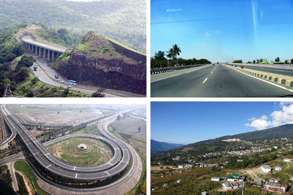 India's 7 Most Striking Highways