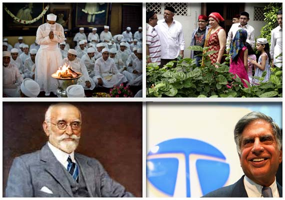 India's Parsi community: Its history and prominent personalities