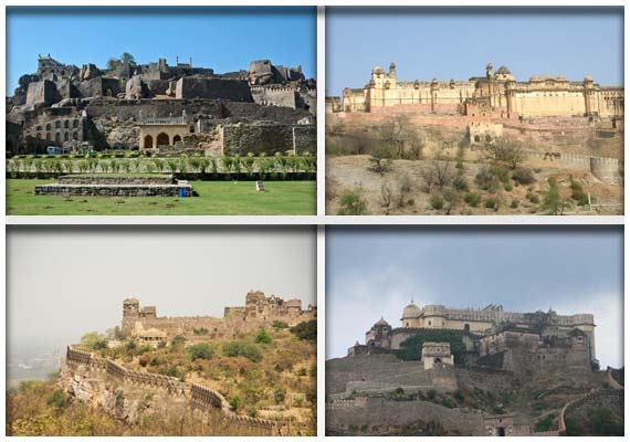 India's five most magnificent forts