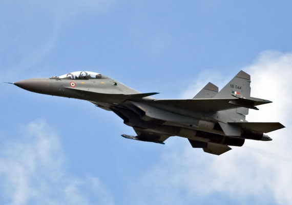 Indian Air Force scrambled Su-30MKI fighter as UFO moved near Amritsar border