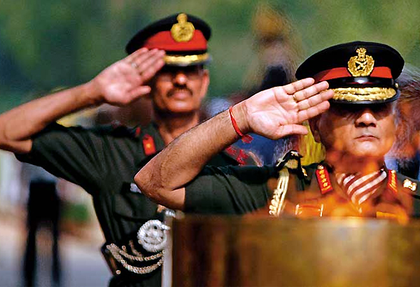 Indian Army Has Great Faith In Democracy, Says Army Chief