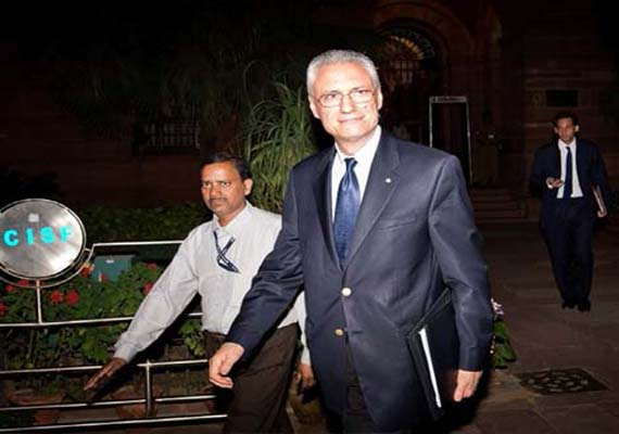 Italian marines issue: Centre may take action against ambassador