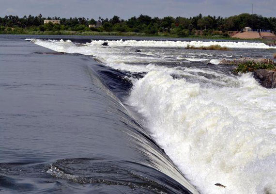 Karnataka told to release 2.44 TMC Cauvery water to TN
