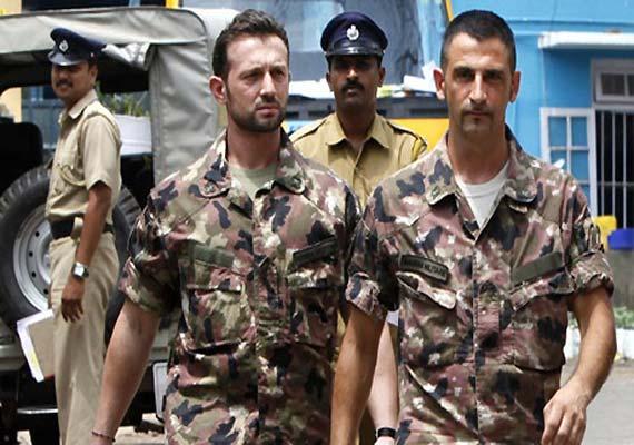 Kerala high court allows Italian marines Christmas at home