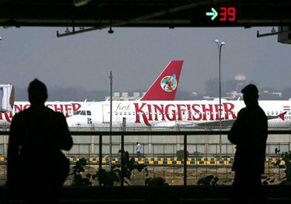 Kingfisher aircraft seized in Mumbai over non-payment of service tax