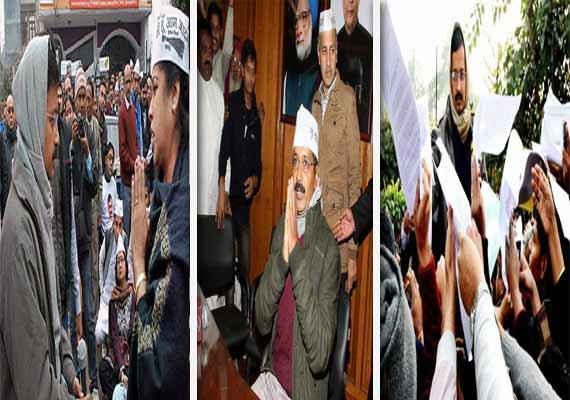 Know Arvind Kejriwal's six u-turns