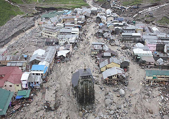 Know more about Kedarnath shrine, devastated by flash flood