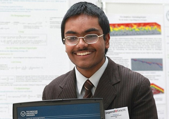 Kolkata boy Shouryya Ray solves 350-year-old maths problem set by Sir Isaac Newton