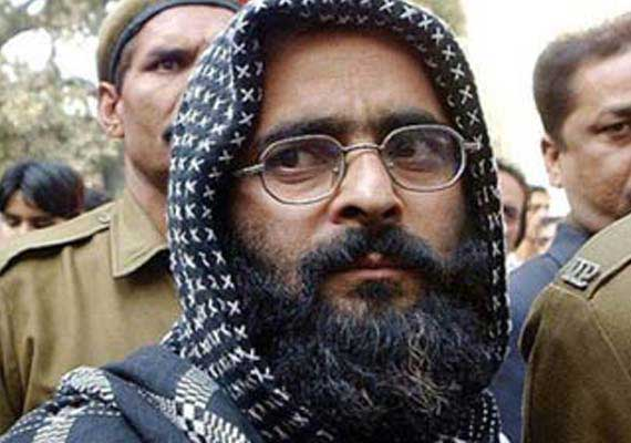 Last days of Afzal Guru in Tihar jail, was staying  20 metres away from hangman's noose