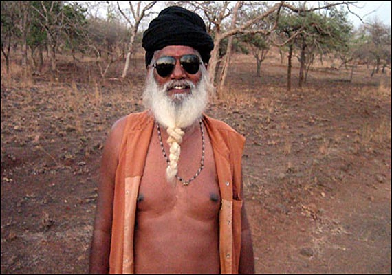 Lone voter in Gir: Why this temple priest is one of India's most prized voters