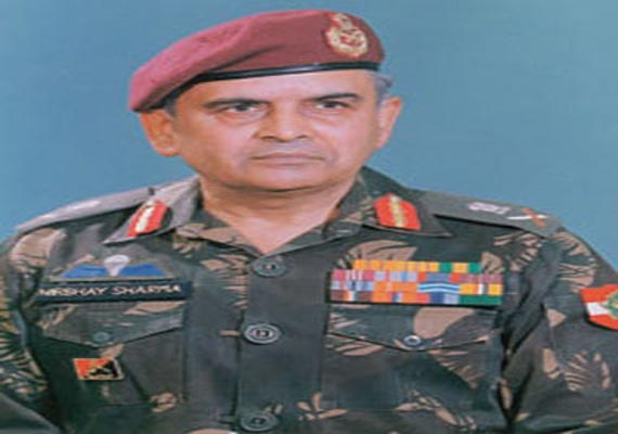 Lt. Gen (retd) Nirbhay Sharma appointed Arunachal Governor