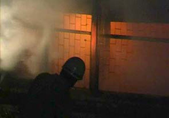 Major fire in Chandni Chowk market