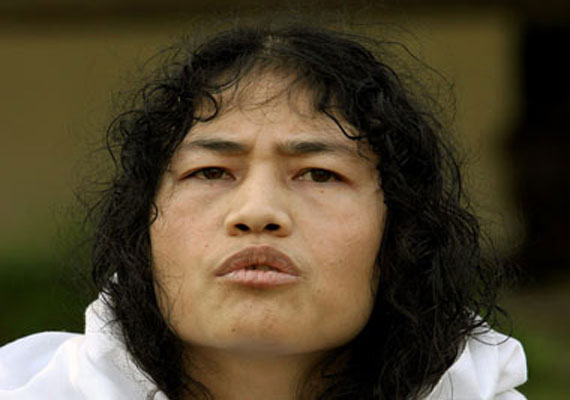 Manipur activist 'Iron Lady' Irom Sharmila's 1000 word poem