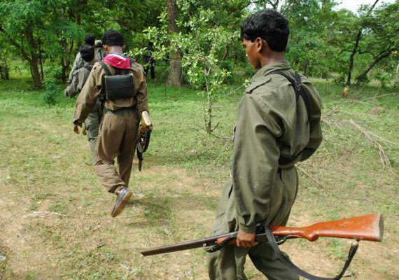 Maoists blow up Panchayat building in Odisha