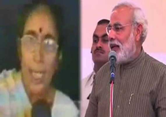 Meet Narendera Modi's wife 'Jashodaben Chimanlal Modi'