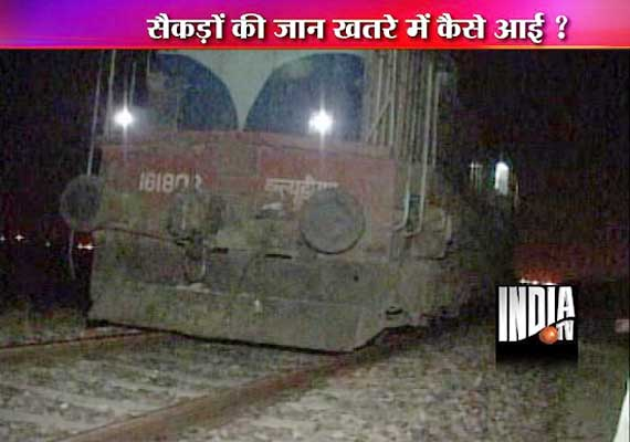 Mishap averted as Bikaner-Guwahati Express runs for 20 km without driver, engine