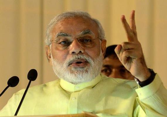 Modi appeals for calm, says Patna blasts unfortunate